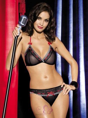 Set sexy Showgirl, de la Obsessive