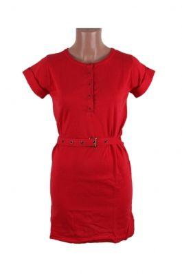 Bluza MANGO rosie stil rochie