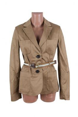 Jacheta cu buzunare MANGO bej