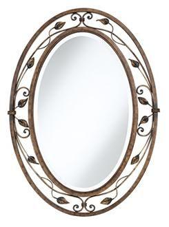 Oglinda utilizata si in scop decorativ