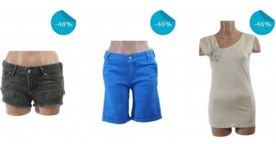 Reduceri de 50% la pantaloni si topuri Mango