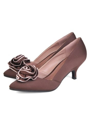 Paula Soler, Martina Brown Shoes