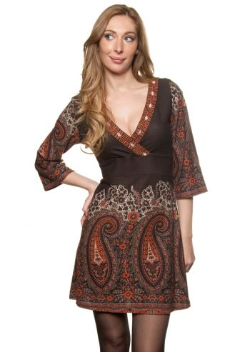 Ada Gatti, Maitreyi Coffee Dress