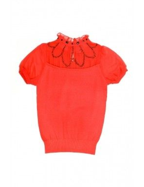 Bluza TINAR in culoare tangerine tango