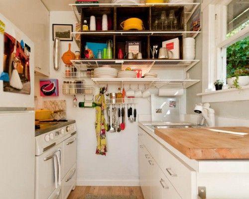 Amejarea si organizarea unei bucatarii mici