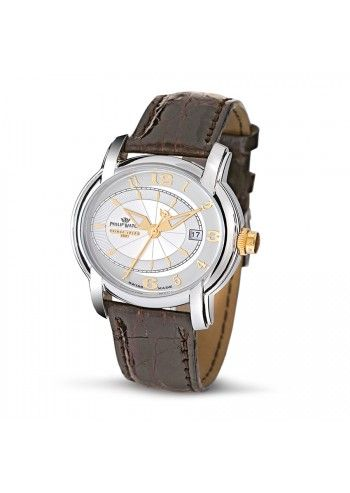 Philip Watch, Ceas Unisex Gold Anniversary