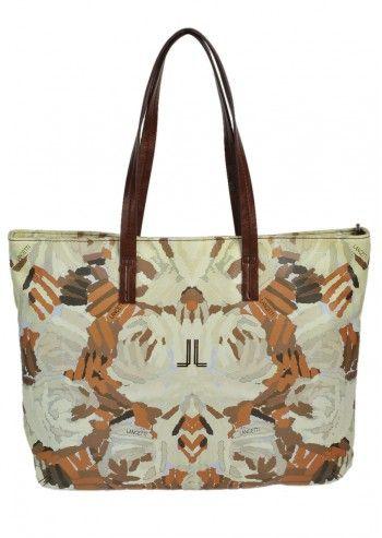 Lancetti, Bohemian Brown&Beige Bag