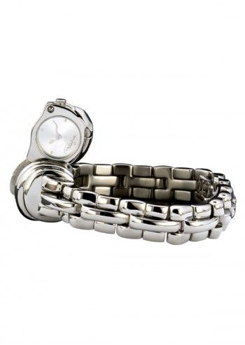 Roberto Cavalli, Woman Coralia Silver Watch