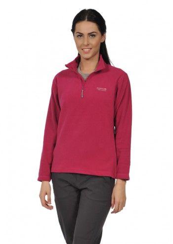 Regatta, Woman Swetheart Fuchsia Sweatshirt