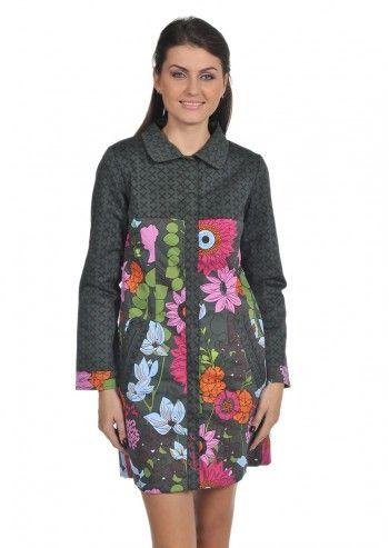 Rosalita McGee, Holycross Kaki Dress