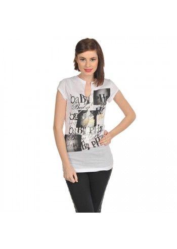 Baby Phat, Feaver Pure White T-shirt