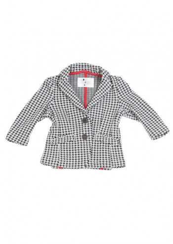 Love Made Love, Girls Houndstooth Blazer