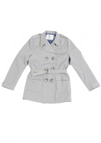 Love Made Love, Girls Luna Gray Trench