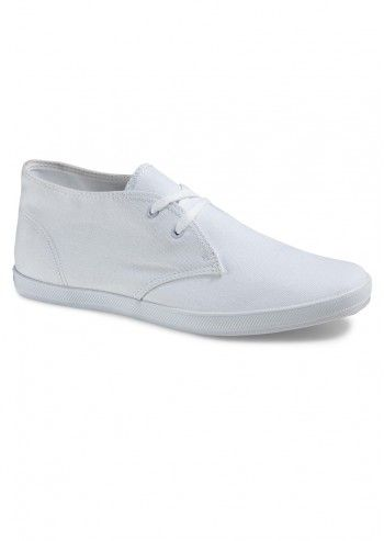 Keds, Man Chukka White Sport Shoes