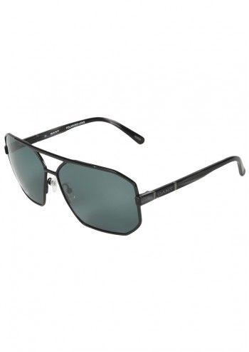 Gant, Unisex Police Black Sunglasses