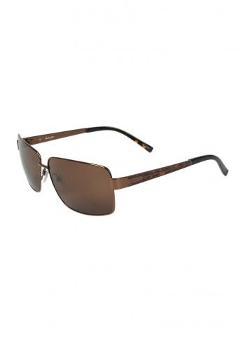 Gant, Unisex Sutton Black Sunglasses