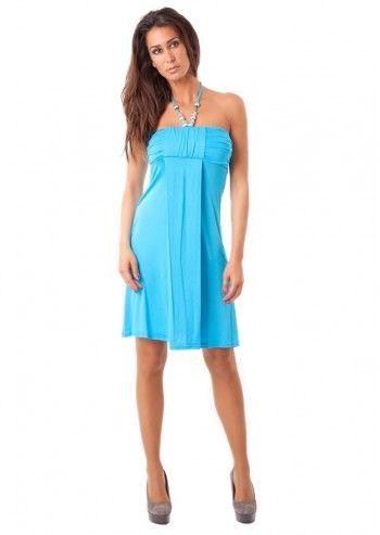 Violette, Carla Turquoise Dress