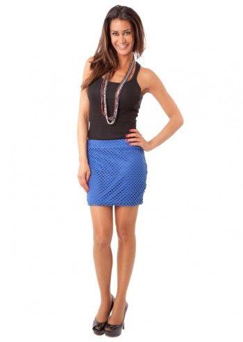 Violette, Ella Sapphire Skirt
