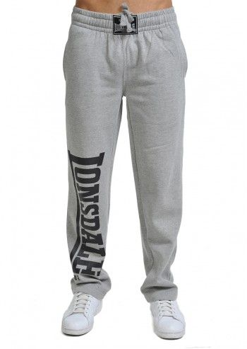 Lonsdale, Man Jogging Gray Pants