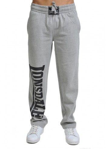 Lonsdale, Man Jogging Gray Pants
