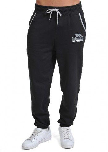 Lonsdale, Man Donovan Black Pants