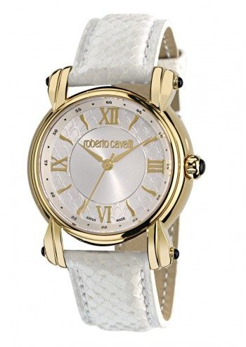 Roberto Cavalli, Woman White Desire Watch