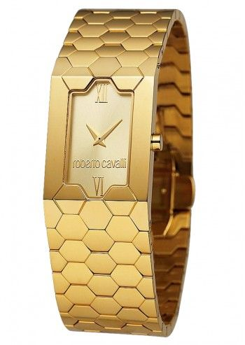 Roberto Cavalli, Woman Selena Golden Watch