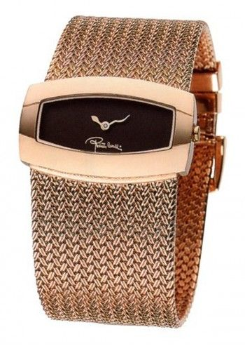 Roberto Cavalli, Woman Golden Rose Elise Watch