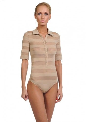 Wolford, Woman No Complains Beige Body