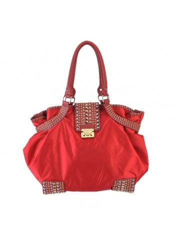 Christian Audigier, Red Heavy Metal Tote