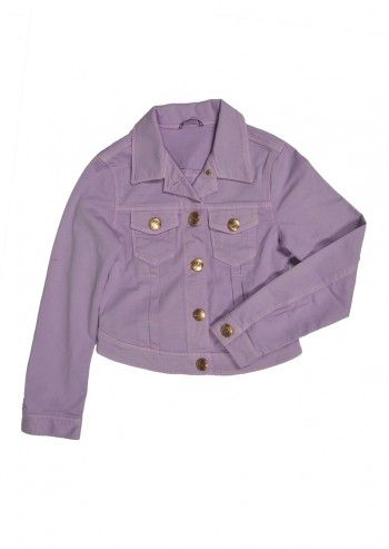 Gas, Girls Judy Lilac Jacket