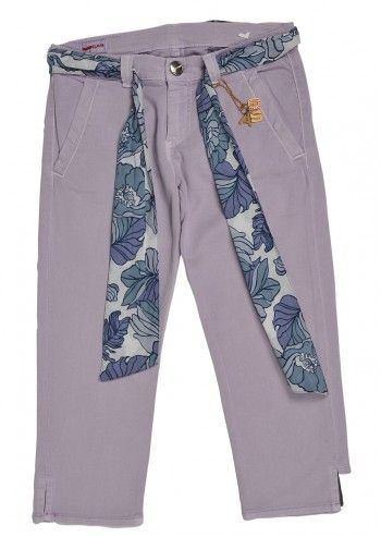Gas, Girls Rinny Lilac Pants
