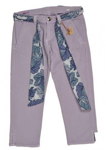 Gas, Girls Rinny Lilac Pants
