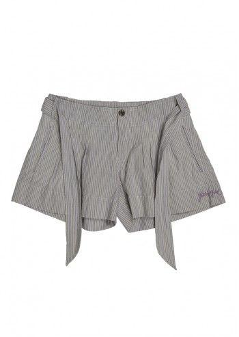 Gas, Girls Cire Striped Shorts
