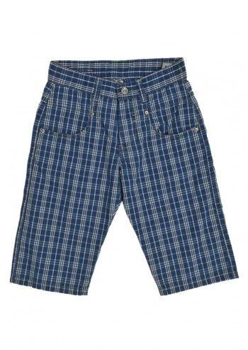 Gas, Boys Check Him Out Cobalt Pants
