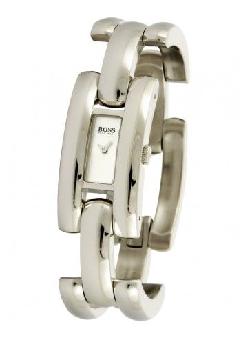 Hugo Boss, Woman Vanity Fair Silvery Watch