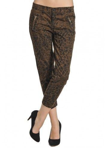 Rockstar Sushi, Woman Megan Sand Brown Pants