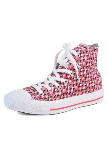 Converse, Unisex Optical Ilussion Cool Sneakers