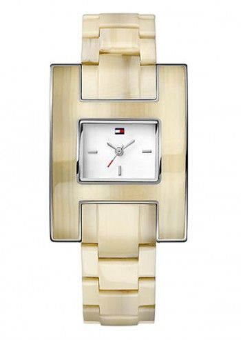 Tommy Hilfiger, Woman Moraga Beige Watch