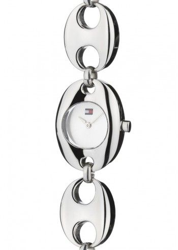 Tommy Hilfiger, Woman Yucca Valley Silvery Watch
