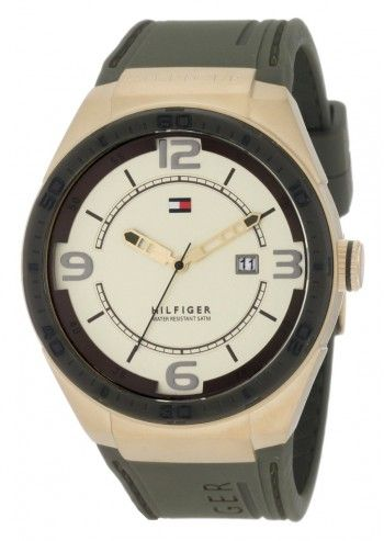 Tommy Hilfiger, Man Sunnyvale Green Watch