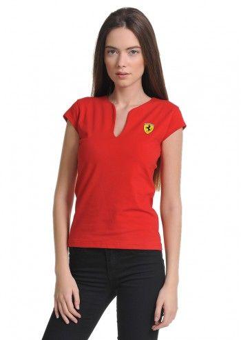 Haine si accesorii Ferrari pentru femei