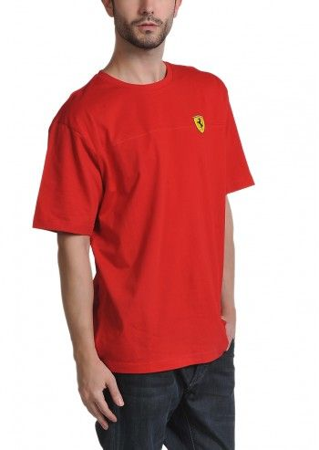 Ferrari, Man Kyle Red T-shirt