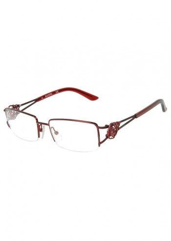 Valentino, Woman Roses Garnet Red Frames
