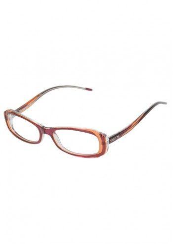 Valentino, Woman Kamelia Purple&Orange Frames