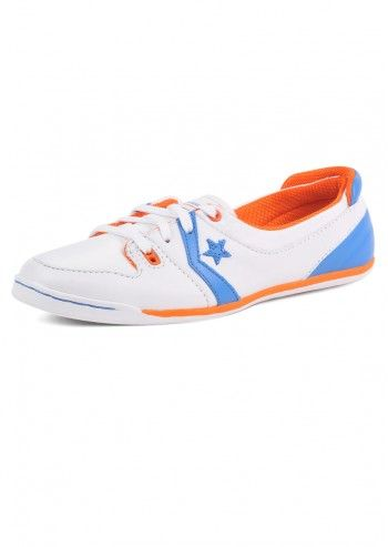 Converse, Woman White Trendy Sneakers