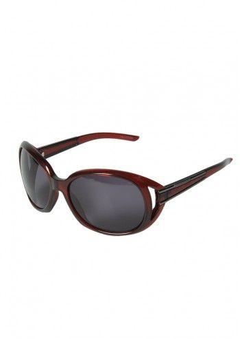Valentino, Woman Billie Burgundy Sunglasses