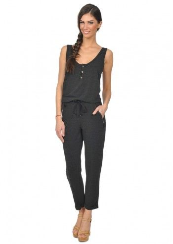 Diesel, Woman Jannis Anthracite Jumpsuit