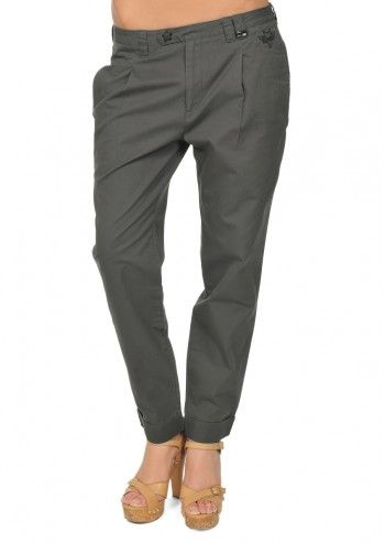 Diesel, Woman Pillar Khaki Pants