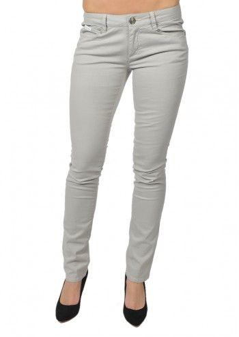 Calvin Klein Jeans, Woman Clara Light Gray Jeans